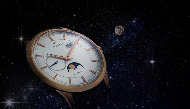 月相功能手表好在哪里?为什么那么多人喜欢