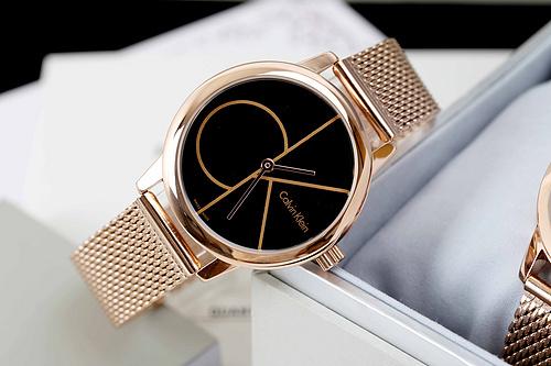 CK腕表:时尚和钟表两个世界的大汇合