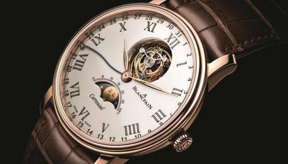 你还以为月相表是带月亮的手表?