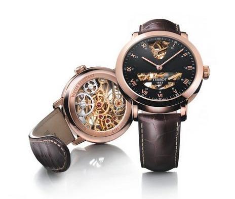 """天梭手表推荐:""""戴""""上你的优雅,凸显你的气质"""