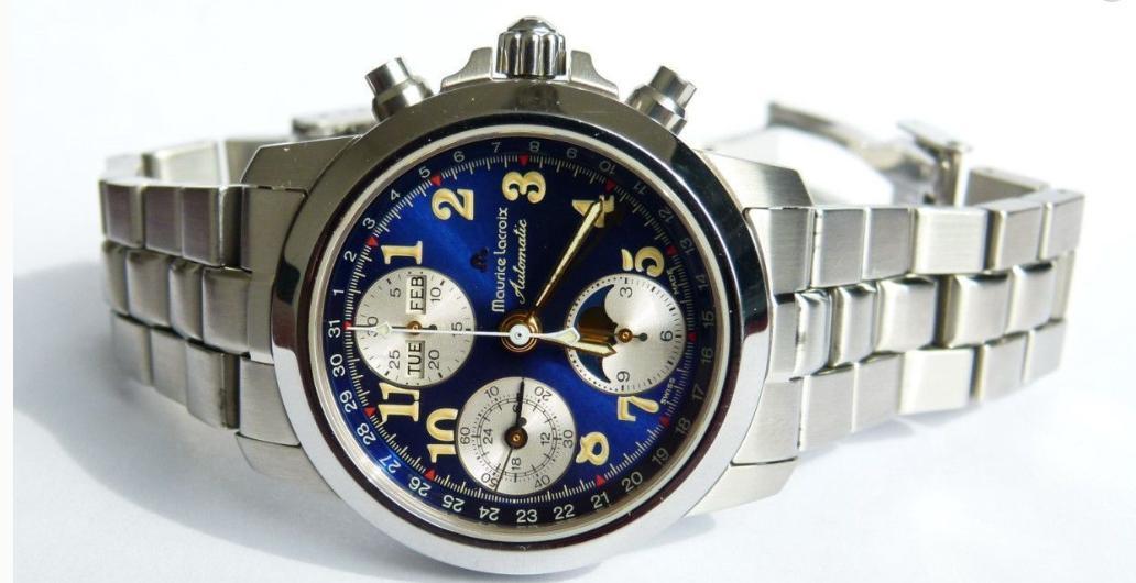 艾美机械男款腕表:复兴手表成为大品牌!