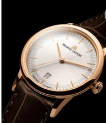 艾美机械女款手表衬托高贵