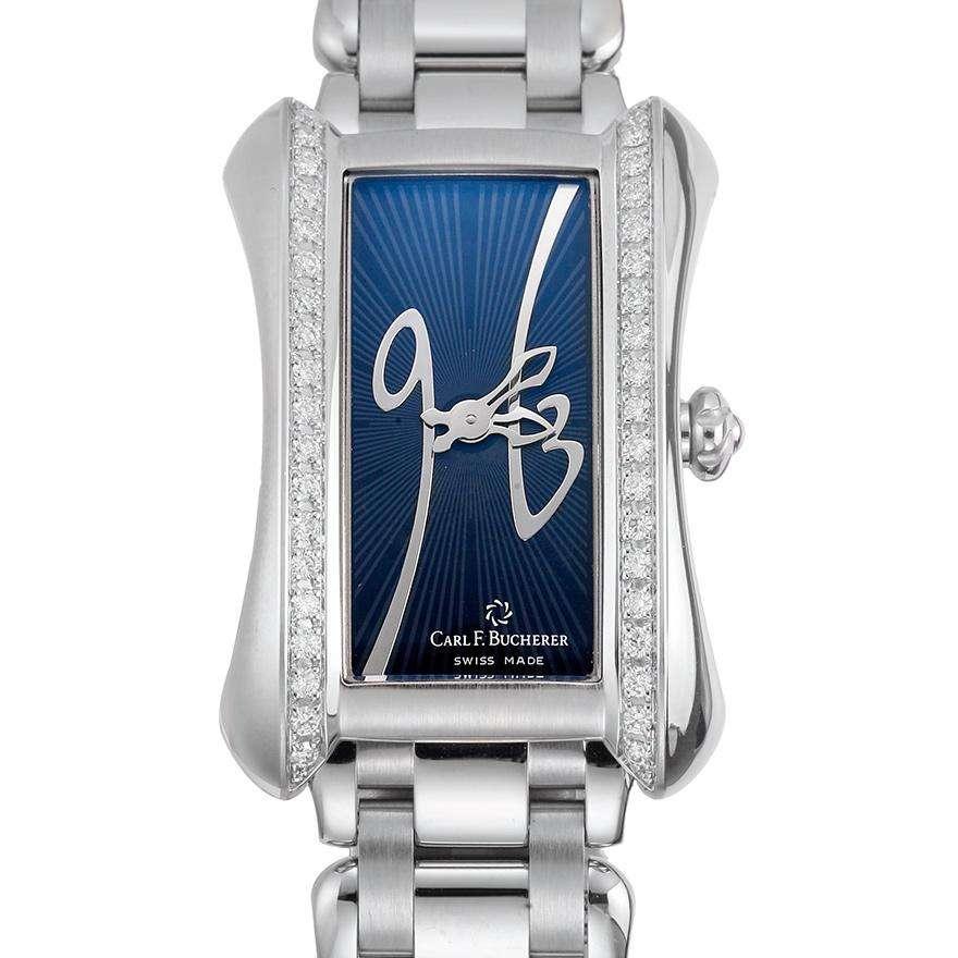 宝齐莱石英女款手表  成功女性的象征