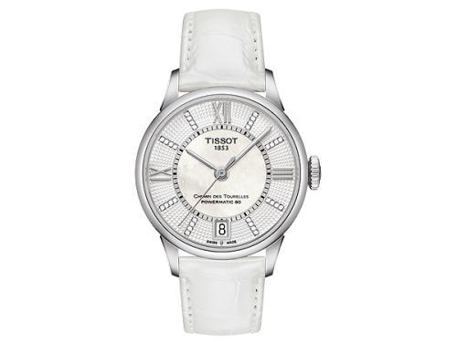 天梭女款手表,守护女性的每个瞬间
