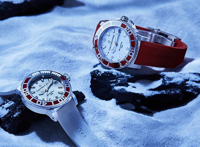 宝齐莱石英女款腕表 来自手腕间的高贵