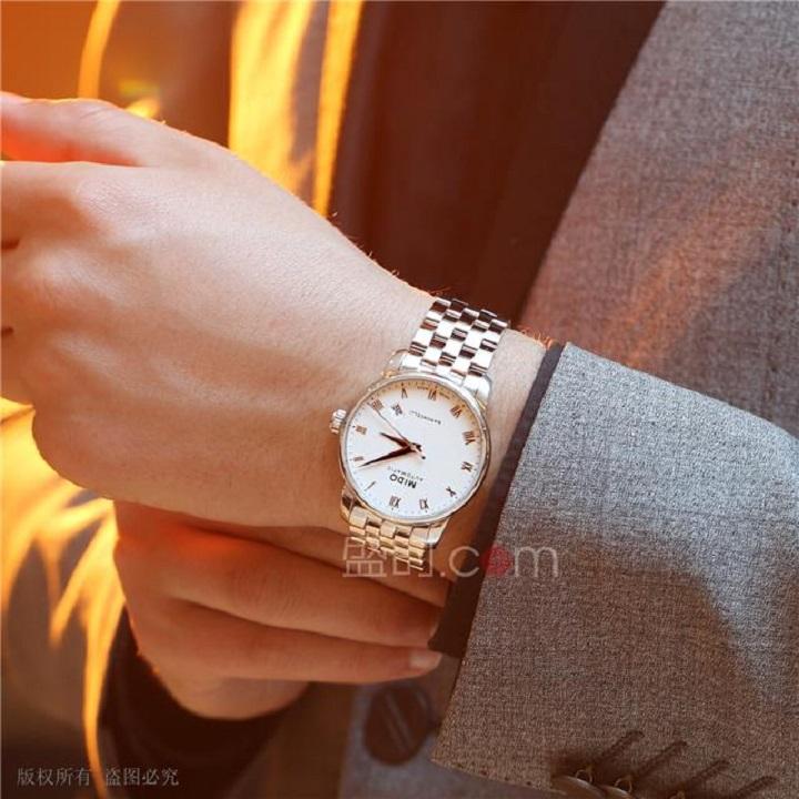 小时教你快速get美度手表保养方法~