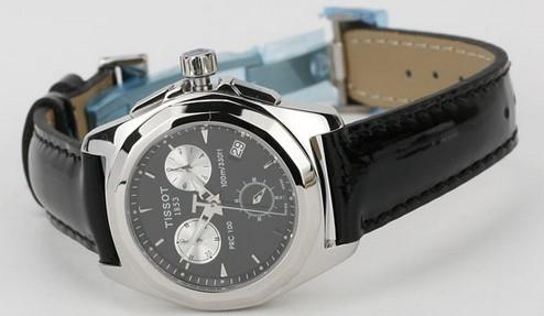天梭prc200,精准计时腕表的典范