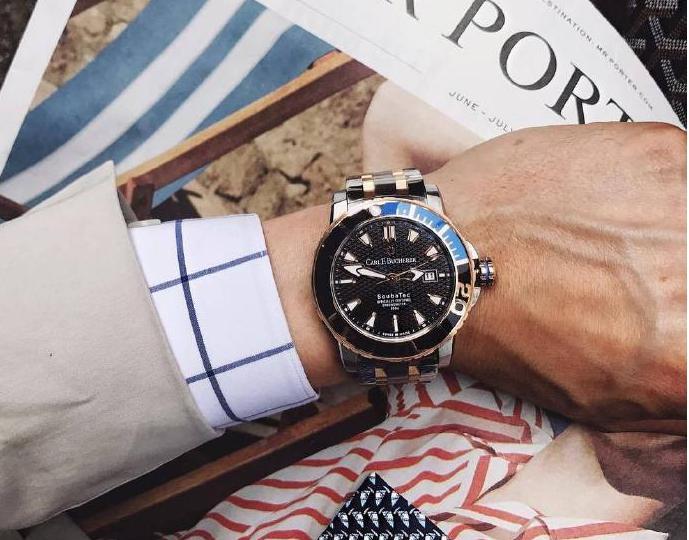 多了解宝齐莱机械手表保养方法 才能保证时间的精准性