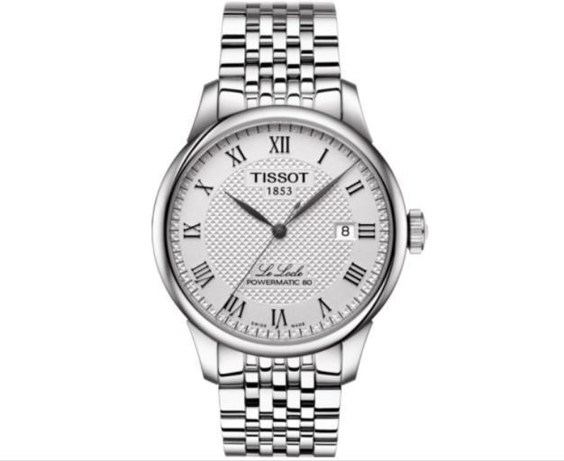 天梭时尚系列手表,实惠与质量并存