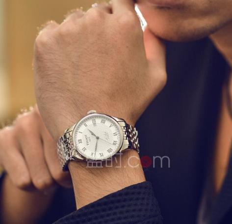 天梭1853手表报价多少?不同系列价位如何?