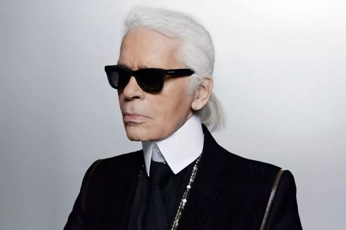 "表迷""老佛爷""Karl Lagerfeld走在时尚的前沿"
