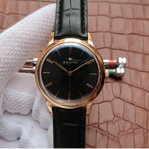 真力时手表多少钱,几万元能拿下来吗