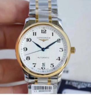 浪琴男士手表大概多少钱,我们都能买得起吗