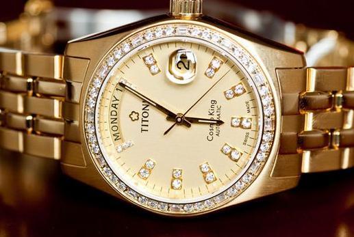 选择手表注重品牌及售后保障