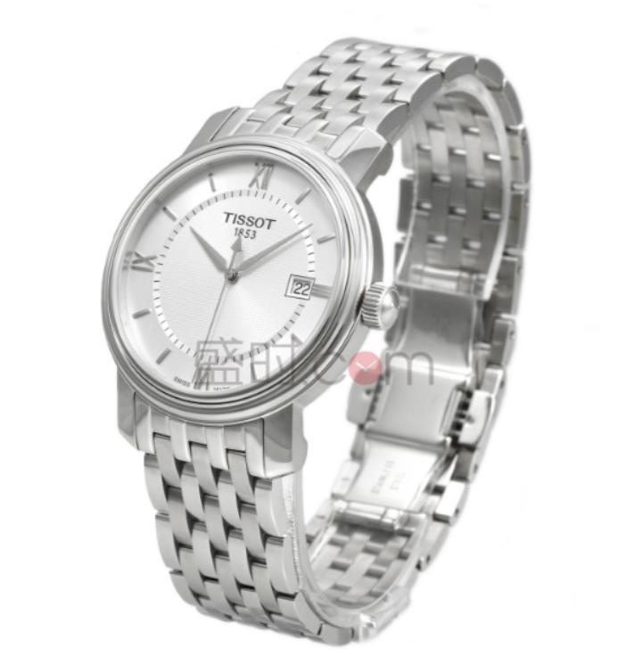 有品位的手表,天梭宝环系列腕表!