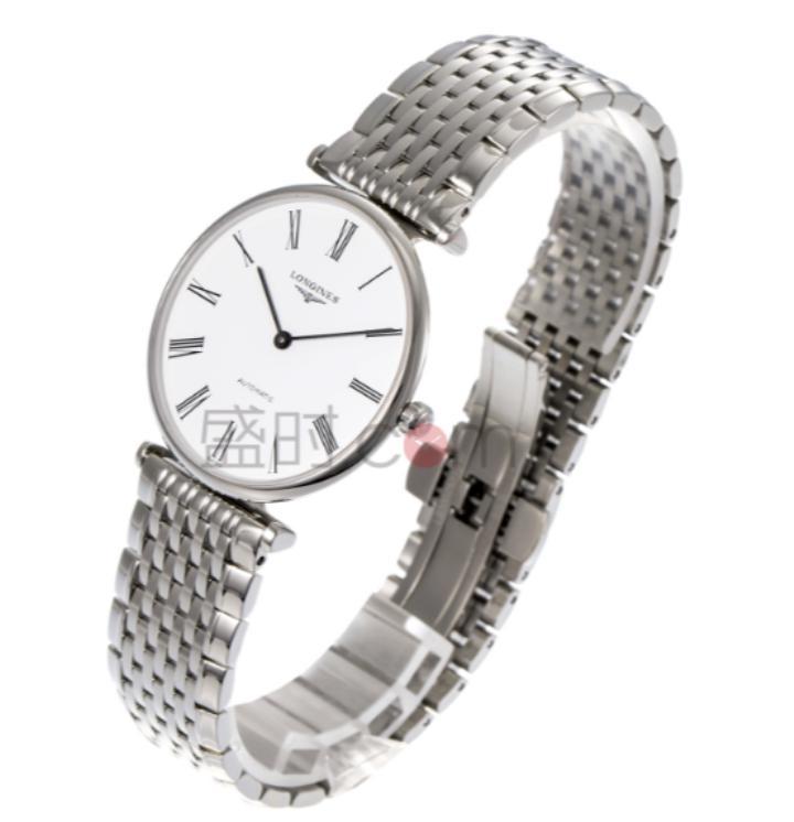 浪琴嘉岚系列腕表,时尚纤薄,值得被爱!