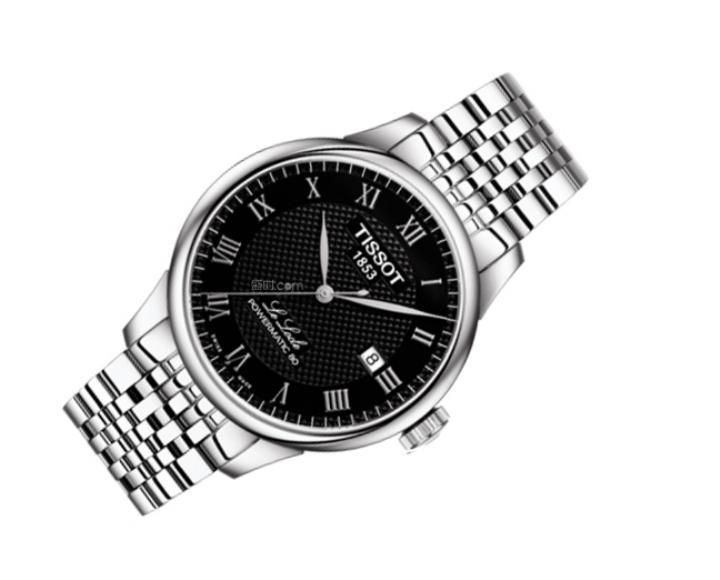 天梭力洛克系列腕表,手表控必备系列之一!