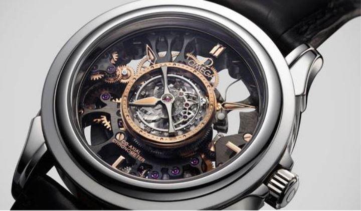 有陀飞轮功能的手表哪个好?这几款一定要了解一下!