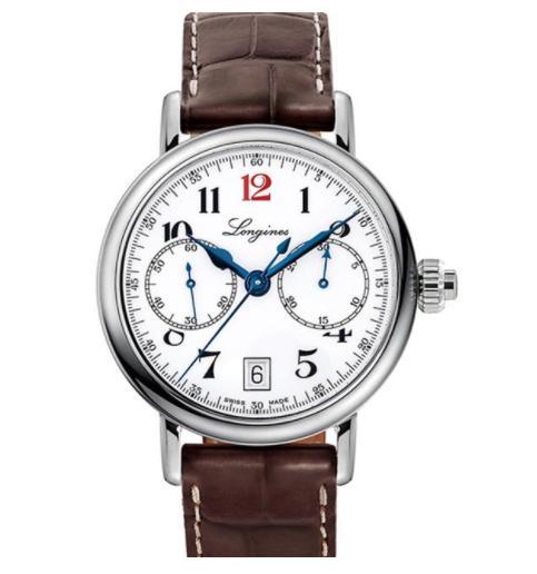 想要复古系列腕表,浪琴红12自然首当其冲