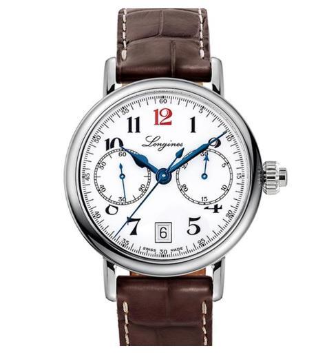 新年戴新表,浪琴红12是当仁不让的选择
