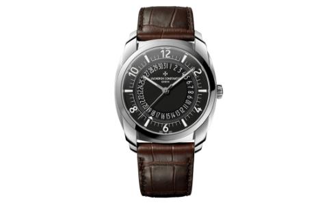 江诗丹顿皮表带手表有哪些款式?