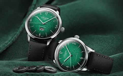 格拉苏蒂属于什么档次?手表款式如何?