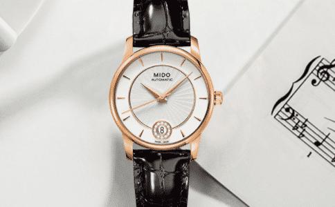 美度女士手表 于腕间缓缓流动的美好