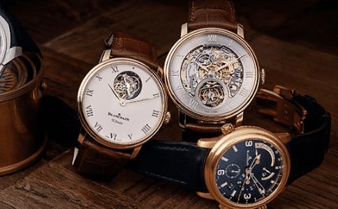 宝珀手表档次怎么样?值得买吗?