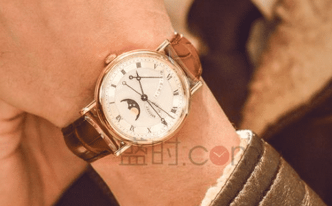宝玑情侣手表,甜蜜的印证