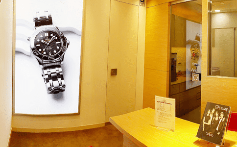伯爵手表维修店怎么选?