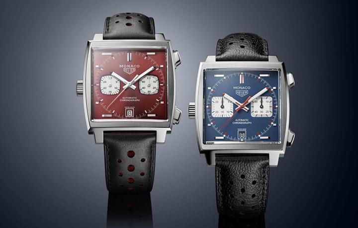 从银幕光影到现实之境: TAG Heuer泰格豪雅全新Monaco(摩纳哥系列)限量版腕表
