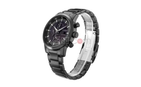 西铁城光动能表 无需电池的手表