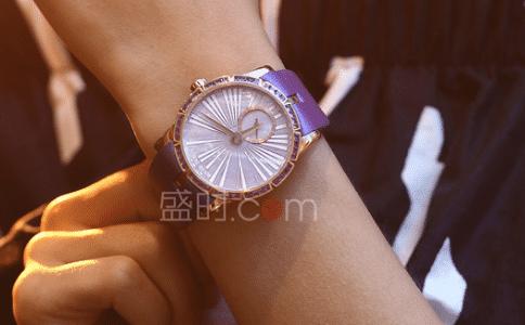 罗杰杜彼手表,风格迥异