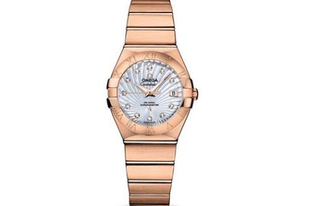 omega金手表怎么样?