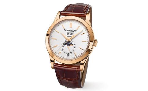 百达翡丽5396手表怎么样?