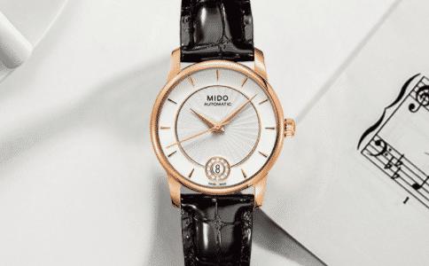瑞士美度 一块能够成为你亲密朋友的手表