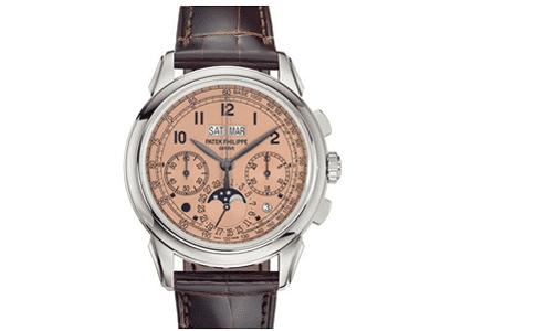 百达翡丽手表图片,奢华之美的体现