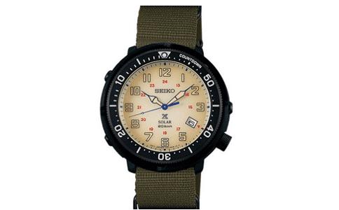 精工手表型号怎么看?