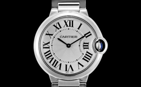 带你欣赏卡地亚女士手表的风采