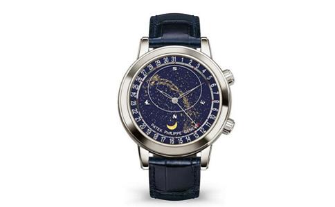 百达翡丽牌手表,品味非凡