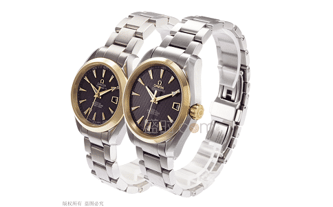 欧米茄情侣手表,赋予爱意更显美好
