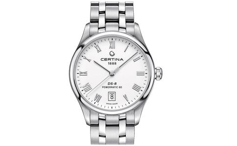 雪铁纳男士手表,腕间之良选