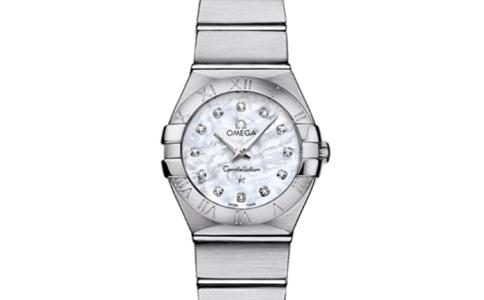 omega女手表,女性风采的美好点缀