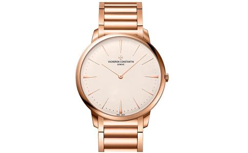 江诗丹顿情侣手表,用时间镌刻爱的信物