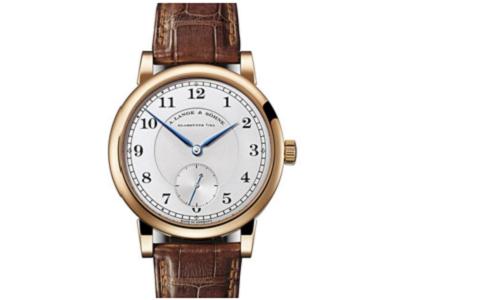 朗格手表排名是多少,你知道吗?