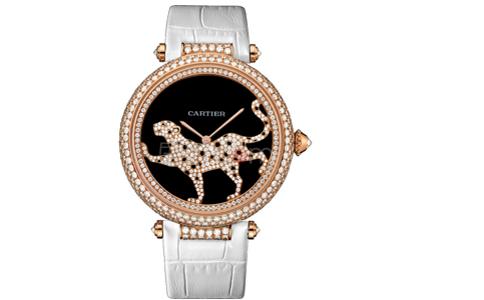 卡地亚豹子手表怎么样?
