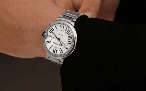 这些卡地亚经典款手表 不容错过