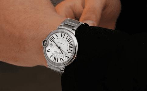 卡地亚气球腕表,给你一个飞天梦