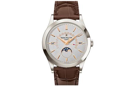 百达翡丽3940腕表,奢华是其代名词