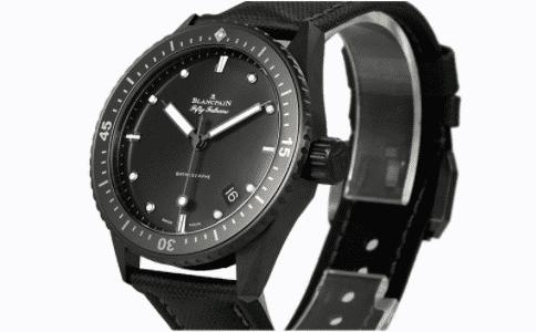 什么宝珀型号的腕表符合你们审美呢?